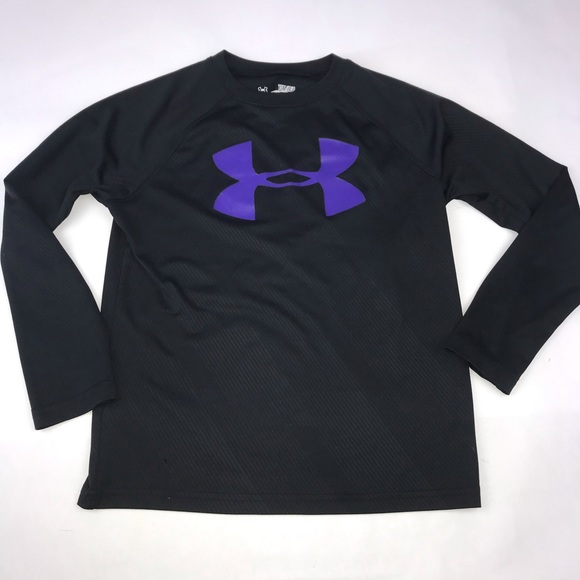 Under Armour Other - Under Armour Black Long Sleeve Thin Athletic Shirt